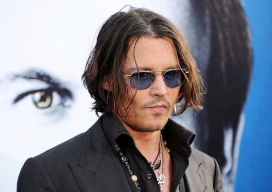 Un musical para Johnny Depp 