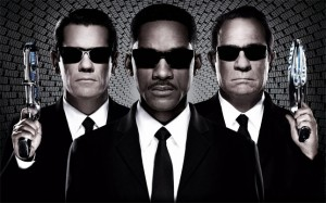 Se avecina la cuarta entrega de 'Men in Black'