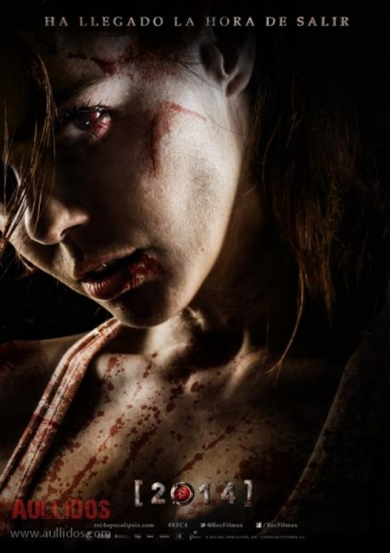 REC 4: Apocalipsis' regresa el mal