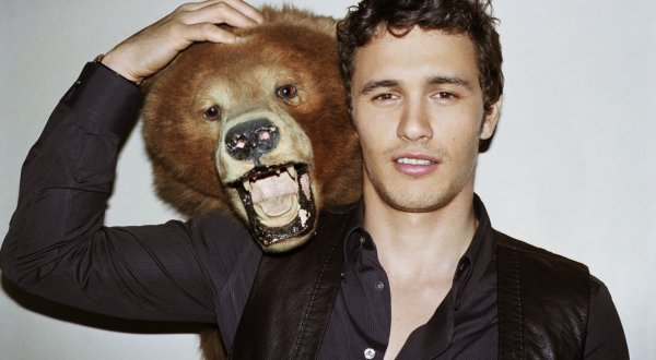James Franco busca apoyo monetario