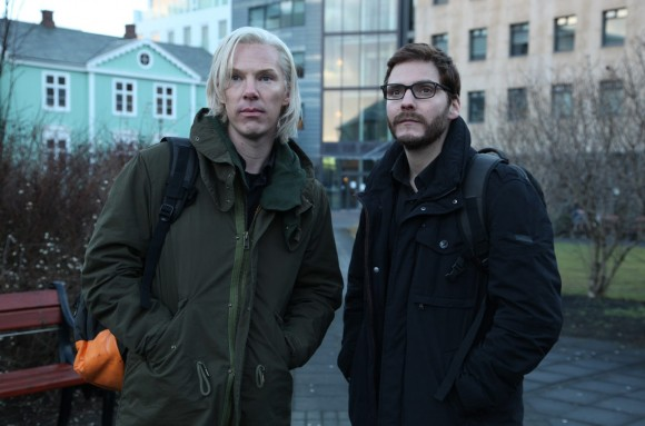 El Festival de cine de Toronto abre con 'The fifth estate'