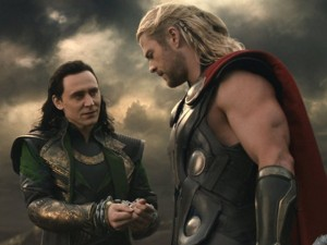Audición original de Hiddleston para Thor