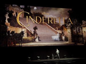 Cenicienta de Disney sorprende en CinemaCon