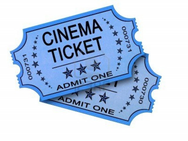 Tickets cine