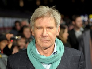 Harrison Ford se rompió la pierna en el set de Star Wars