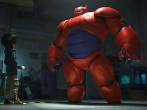 Disney anuncia los actores para Big Hero 6