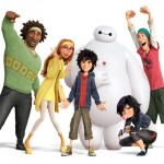 Big Hero 6 lanza el universo animado de Marvel