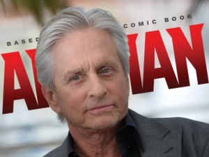 La barba de Michael Douglas en el primer video de Ant-Man