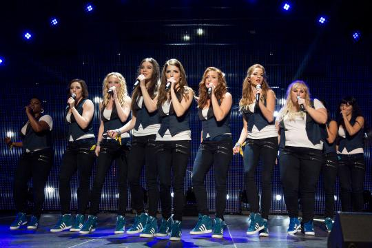 Pitch Perfect 2 le gana en taquilla a Mad Max