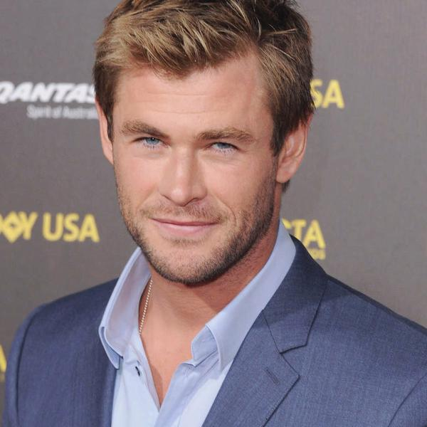 Chris Hemsworth estará en nueva Cazafantasmas