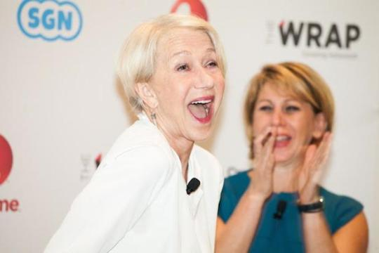 Helen Mirren se queja del estado de Hollywood